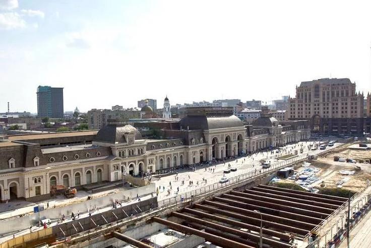 Подземный многофункциональный торговый комплекс появится на Павелецкой  площади - Информационный портал 77f9ab90338