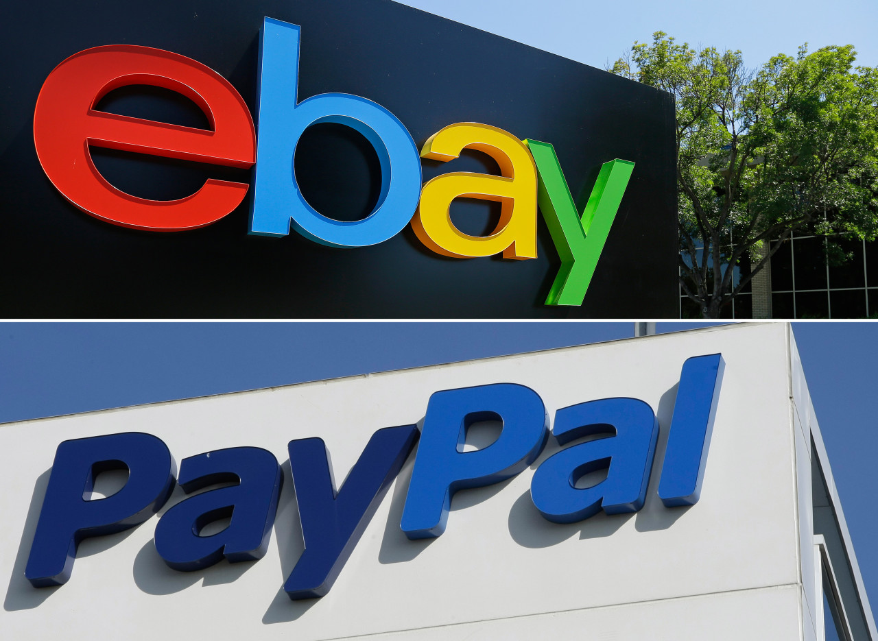 eBay to spinoff PayPal on 20 July