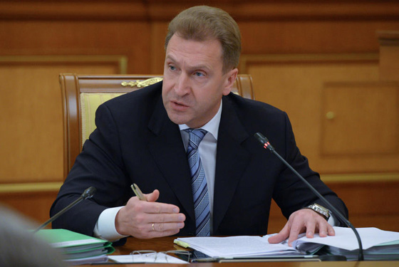 Шувалов назвал примерные сроки создания цельного фискального органа