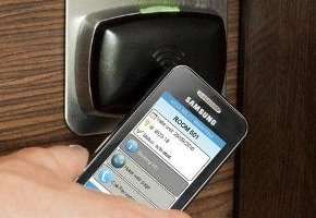 NFC-enabled phone