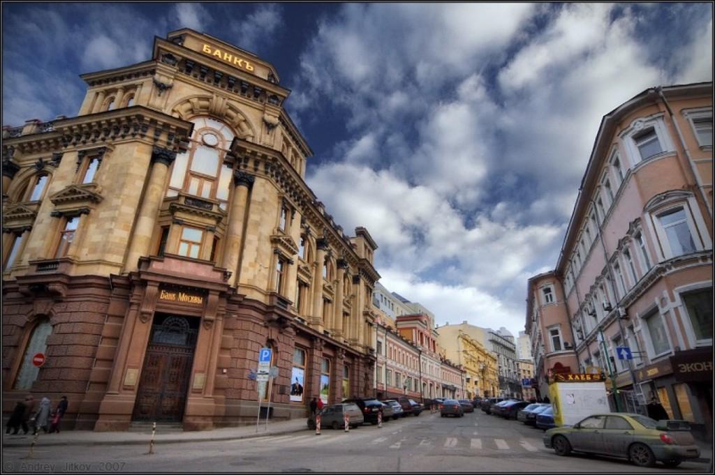 Московские переулки экскурсии по москве