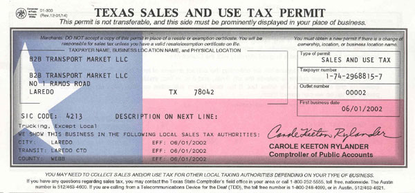 Taxpayer ID: