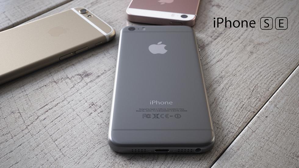 Безупречный iPhone SE с безрамочным экраном, который представят в 2018 году