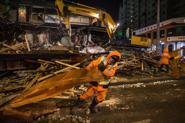 2-ая волна сноса самостроев в столице России пройдет вночь на29августа