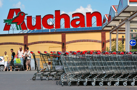 Groupe Auchan announces its 2013 Annual Results