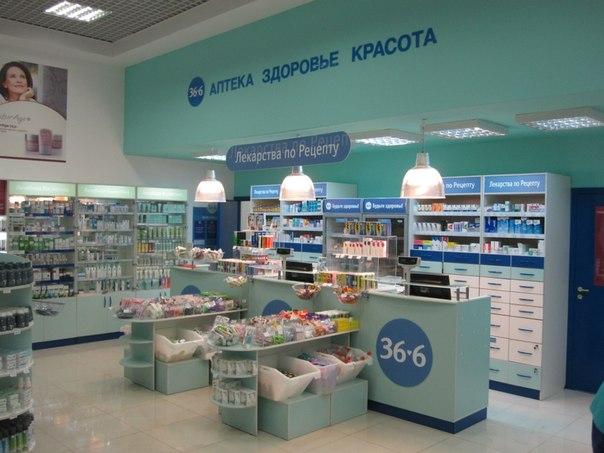 Аптека «36.6» иOzon.ru будут торговать лекарства через интернет