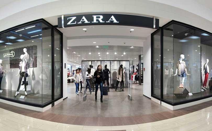 Zara делает ставку на большие магазины