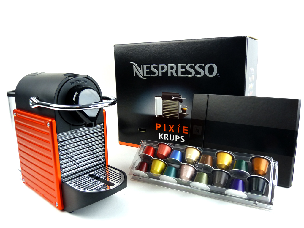 nestl s nespresso Nespresso beware: your status as nestle's favorite child is under threat from your scruffy kid brother nestle sa, creator of the high-end nespresso brand of coffee pods and espresso machines.
