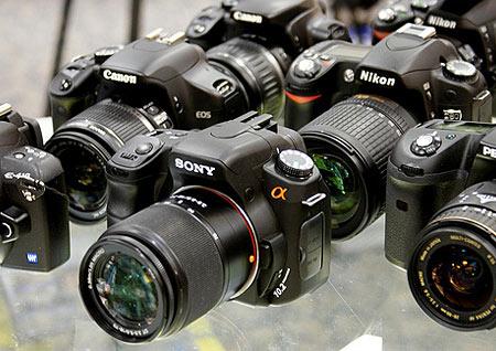 Отчет Евросети о состоянии рынка цифровых фотоаппаратов в РФ за 2013 год