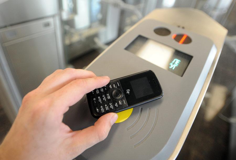 Проезд наМЦК разрешили оплачивать со телефона