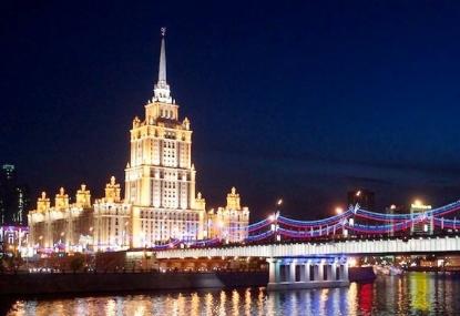 Гостиничный рынок Москвы в первом полугодии 2014 года