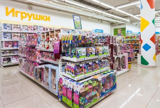 Детские товары – игрушки, одежда, обувь, товары для