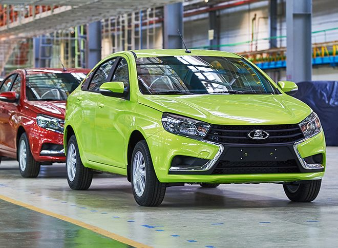 «АвтоВАЗ» поднял цены насвои автомобили