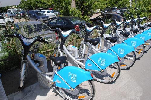 Kazan bike-sharing system
