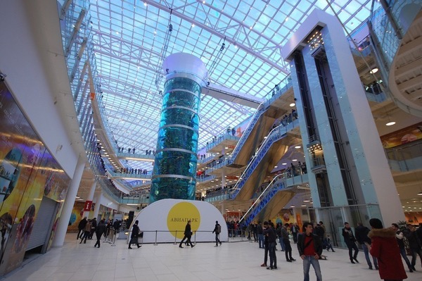 ТРЦ Москвы «мельчают»  до 2020 года 85% проектов планируется в формате  малых торговых центров ff552ceac5b