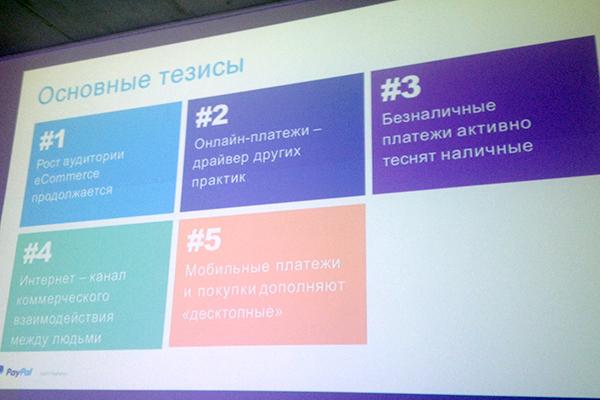 35% пользователей в РФ реализуют продукт через интернет
