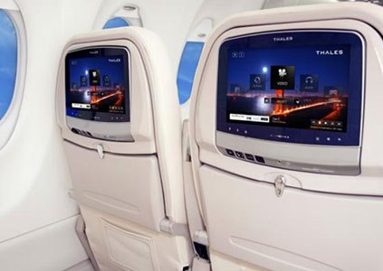 China Southern partners with Thales to offer next-gen IFEC