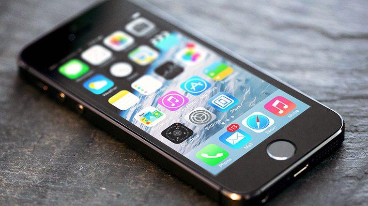 Кконцу 2017-ого в Российской Федерации перестанут торговать iPhone 5S