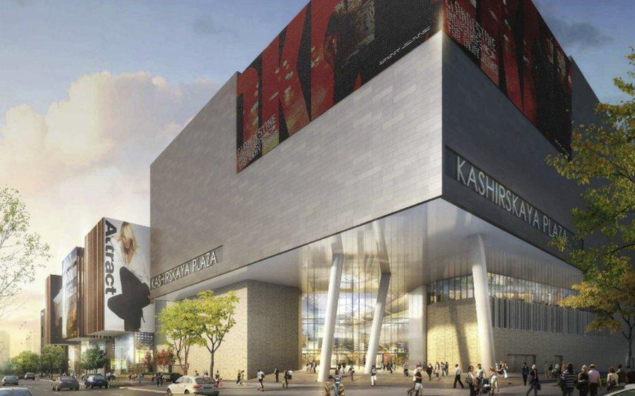 Торговый центр «Каширская Плаза» откроется в мае - Информационный портал d13eca893f7