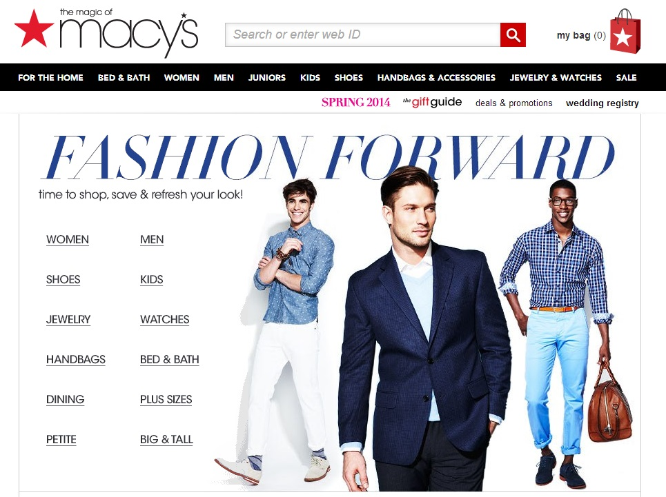 Macy's develops click-and-collect service with same-day delivery