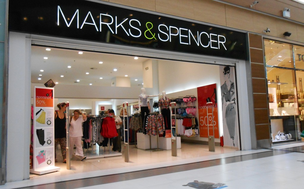 marks spencer marketing planning and