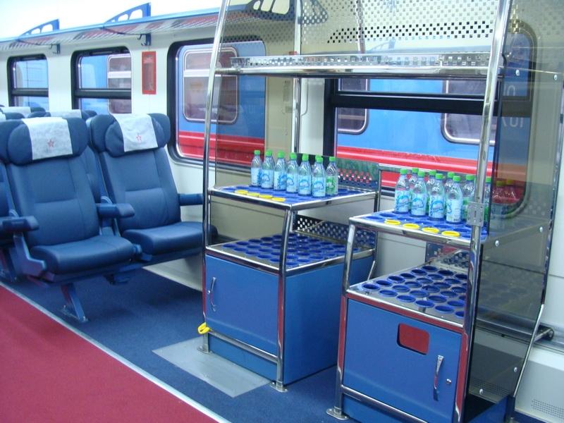Двухэтажные поезда «Аэроэкспресс» начнут курсировать ваэропорт «Домодедово» с22ноября