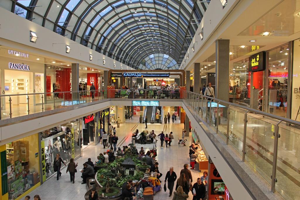 Эксперты спрогнозировали антирекорд строительства торговых центров вРоссии в2018 году