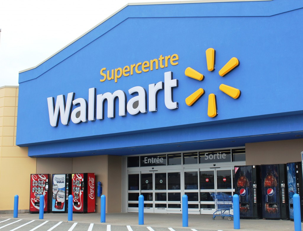 Wal-Mart иGoogle объединились против Amazon