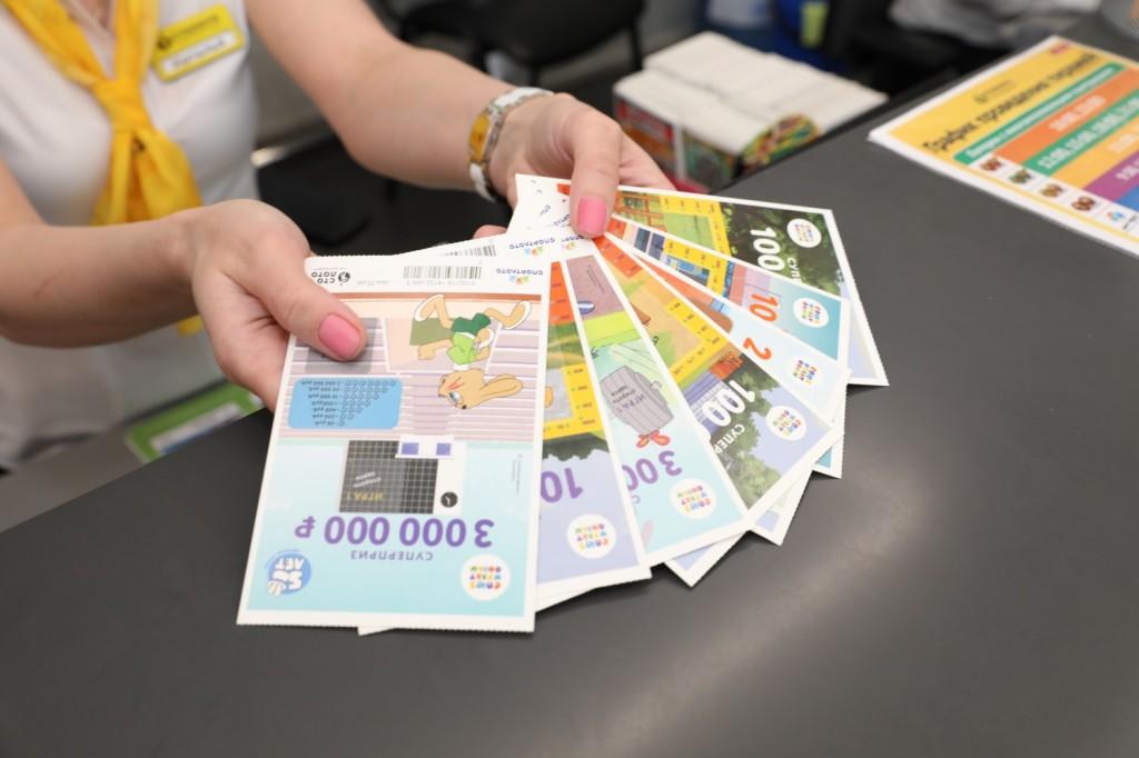 моментальные лотереи бизнес