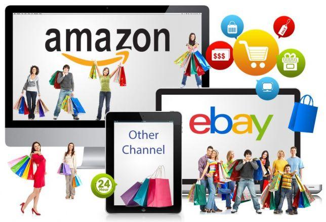 Ebay подал всуд наAmazon запереманивание клиентов