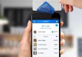 PayPal introduces an SDK for PayPal Here, its Square-like credit