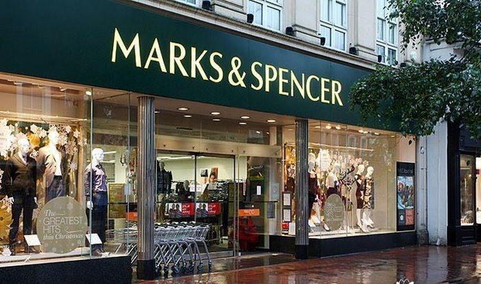 Marks & Spencer вближайшие 5 лет закроет десятки магазинов