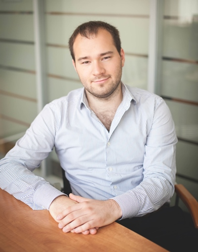 Petr Koziakov (PayU) at the International PLUS Forum 'Online&Offline Retail 2014'